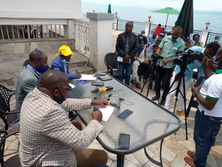 RDC : L'initiative Interreligieuse pour les forêts tropicales s'installe à Goma (Nord-Kivu)