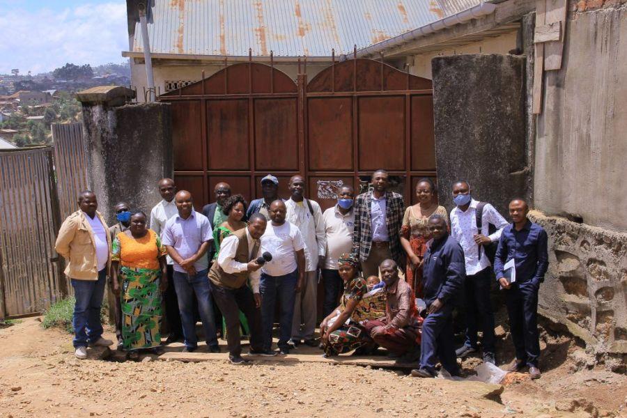 Journée mondiale de la terre : Le forum des amis de la terre vulgarise sur la gestion des eaux de ruissellement