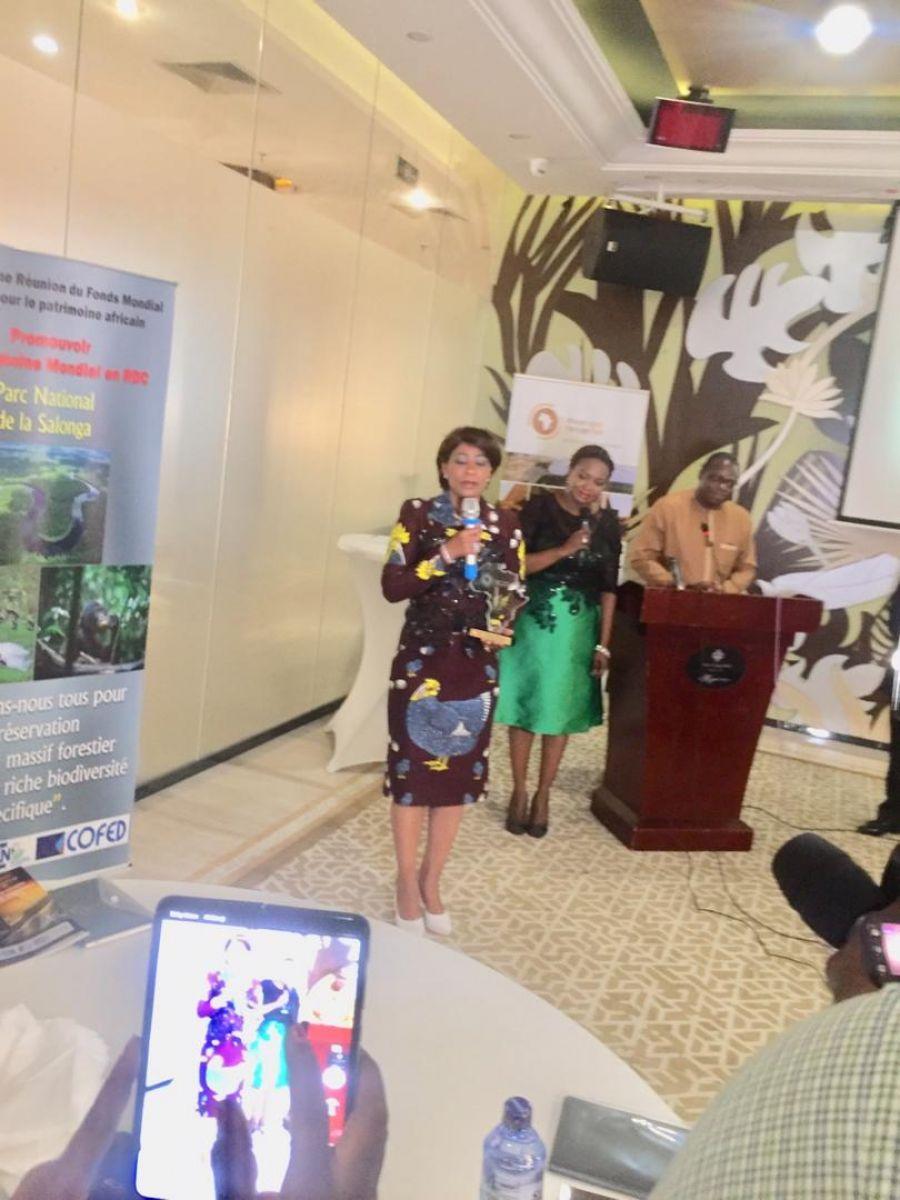 Promouvoir le patrimoine mondial en RDC: Un appel de fonds lancé