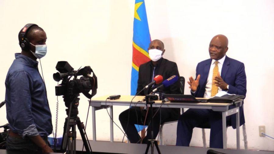 Lutte contre la covid-19 en RDC: L'agence sanitaire AFRICA CDC s'implique