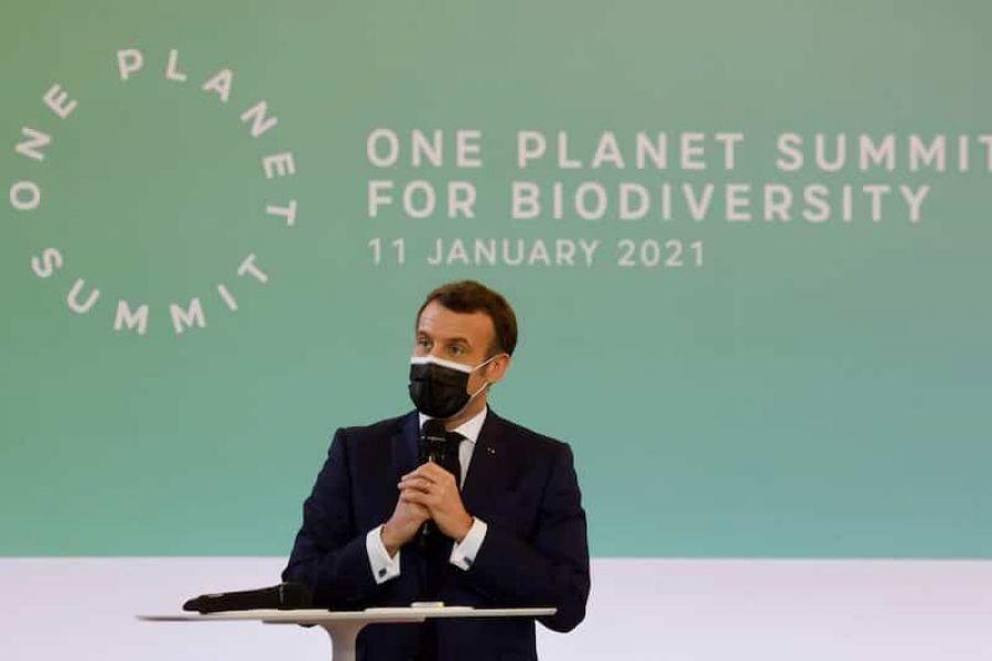 One Planet Summit 2021 : L'Union Européenne va interdire les produits issus de la déforestation importée
