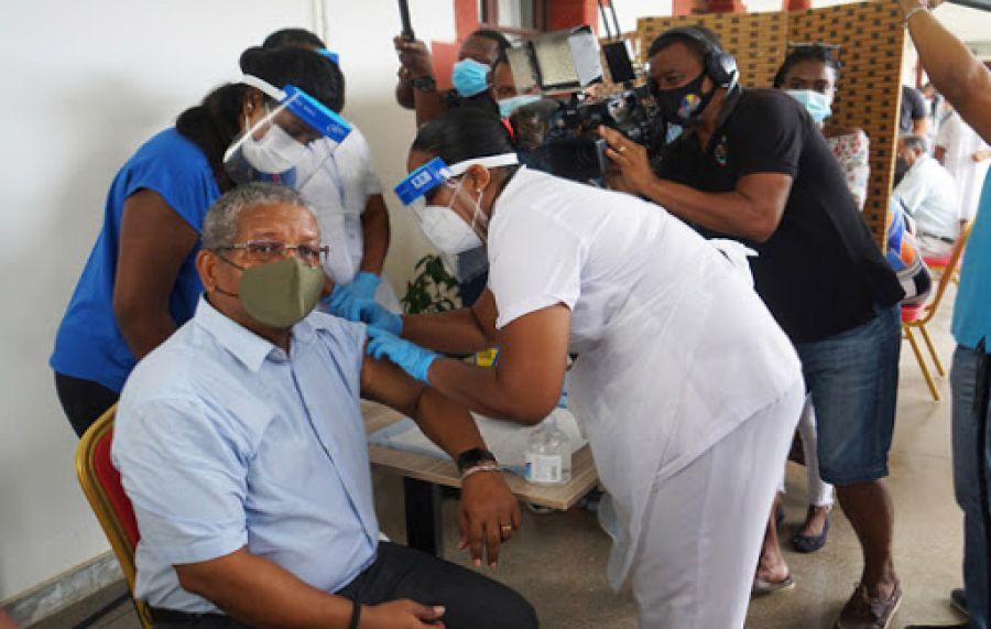 Covid-19 en Afrique : Les Seychelles lancent la campagne de vaccination