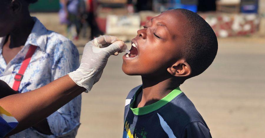 Choléra : Début de la 2è phase de vaccination au Haut-Katanga