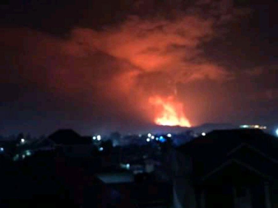 Nyiragongo : La FAO promet des semences et des bétails aux sinistrés de l'éruption volcanique