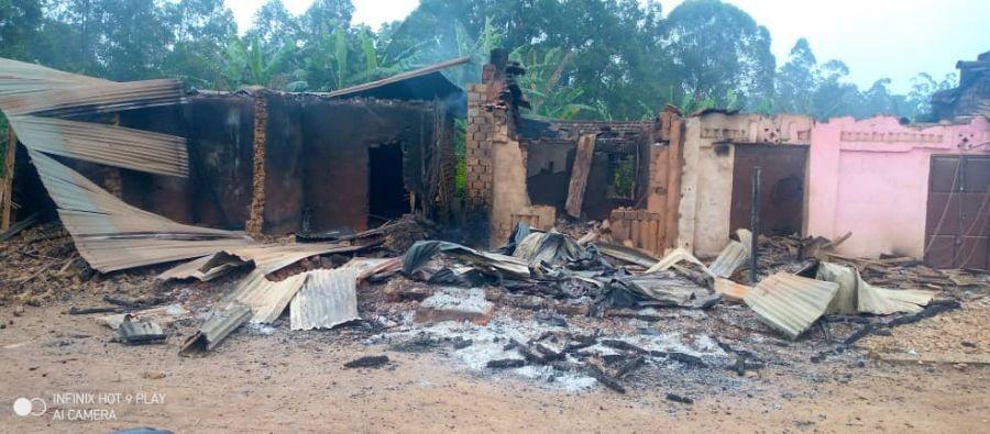 Attaque armée au  village de Kalunguta de 16 juillet, territoire de Beni, Nord-Kivu
