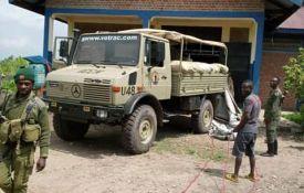 Beni : Les gardes du parc national des Virunga viennent à l'aide des caféiculteurs de Rwenzori