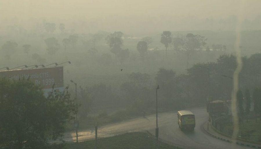 Les véhicules trop âgés ont une grande responsabilité dans la pollution de l'air. Crédit image: jackfrench (CC BY-NC 2.0)