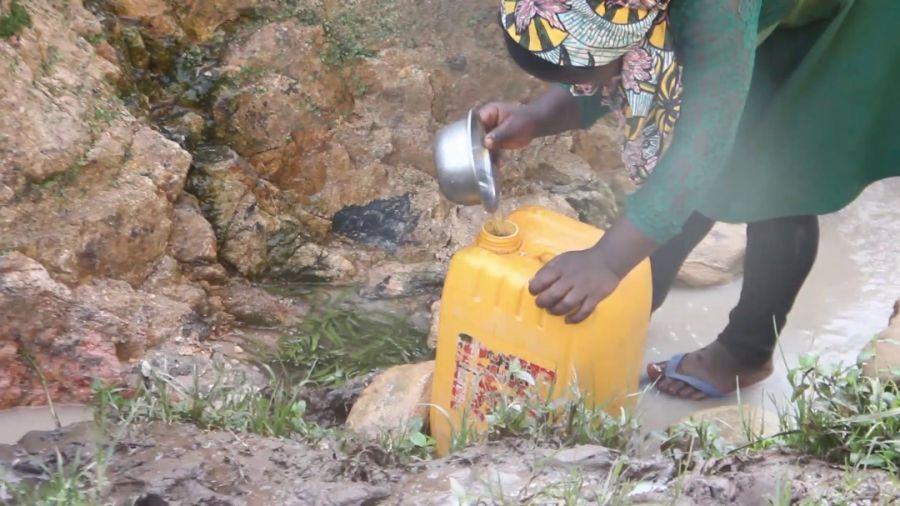 Nord-Kivu : En plus de la sécheresse, la mauvaise gestion de l'eau crée la carence à Butembo