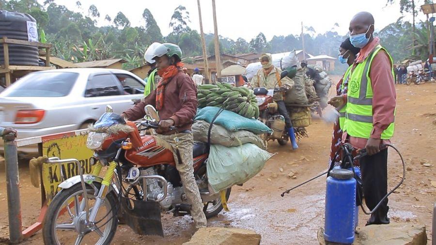 Ebola-Butembo : résistance des communautés suite au non-respect des mesures de surveillance aux frontières