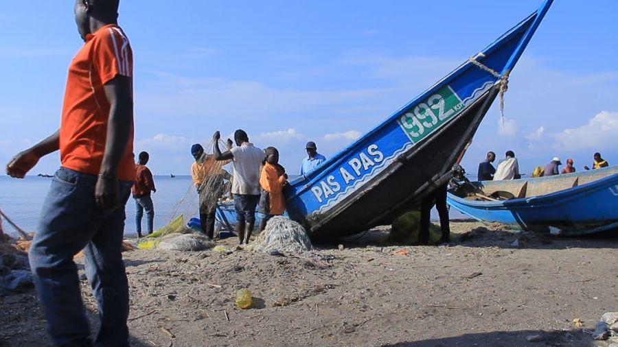 Beni : La pêche clandestine et les arrestations des pêcheurs créent la rareté du poisson sur le marché