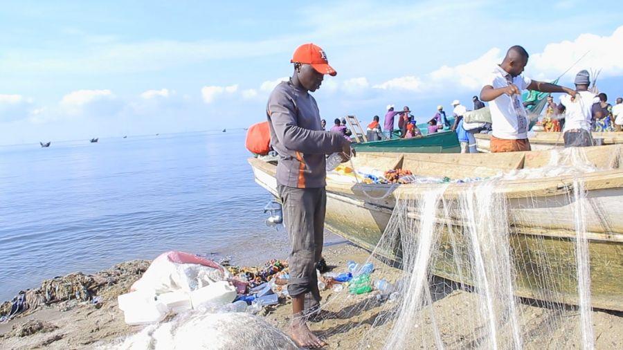 Nord-Kivu: 14 ONG environnementales s'opposent à l'octroi des permis de pêche sur le lac Edouard