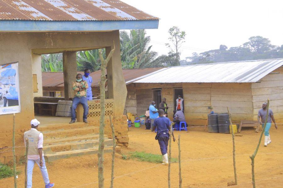Ebola-Lubero : Des habitants empêchent le vandalisme d'un centre de traitement Ebola à Masoya