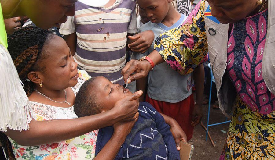Haut-Katanga : La campagne de vaccination contre le Choléra se poursuit jusqu'au 2 avril 2021