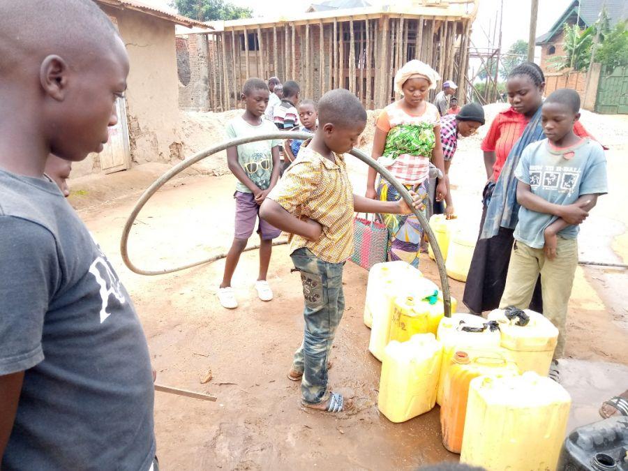 Nord-Kivu: Plus de 30 000 habitants ont accès à l'eau potable comme acquis de la riposte contre la 10è épidémie d'Ebola