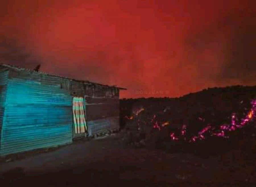 Nord-Kivu : éruption du Nyiragongo, l'exemple d'une impréparation à une catastrophe pourtant prévisible