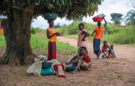 Quand la faim menace, Nyunzu, République Démocratique du Congo