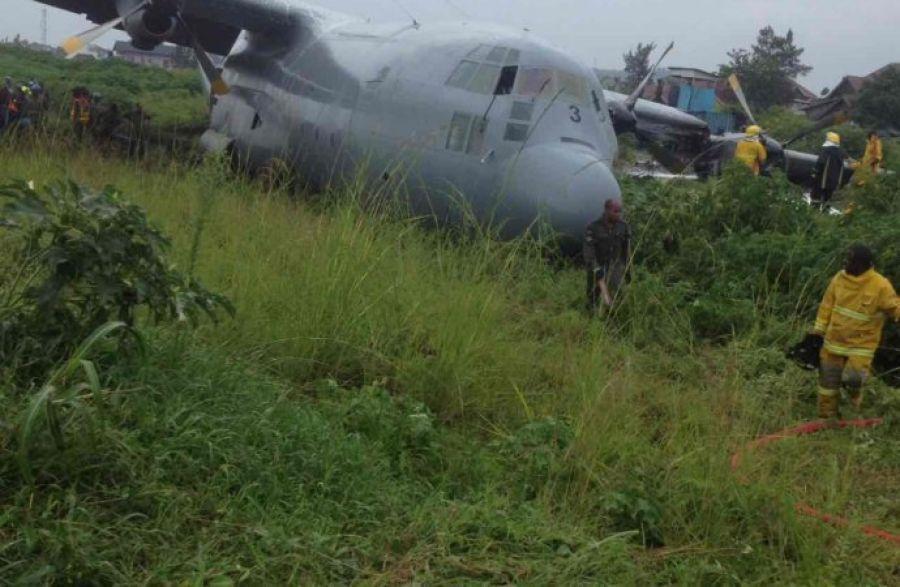 Crash à Akatale : Un pilote de l'ICCN tué et quatre personnes blessées