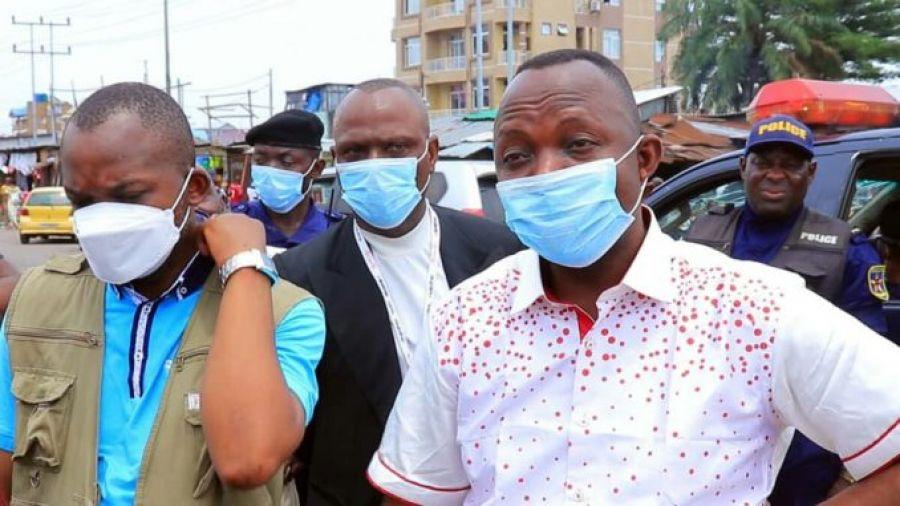 Covid-19 : Contrôle strict du port obligatoire de masque à Kinshasa dès ce jeudi
