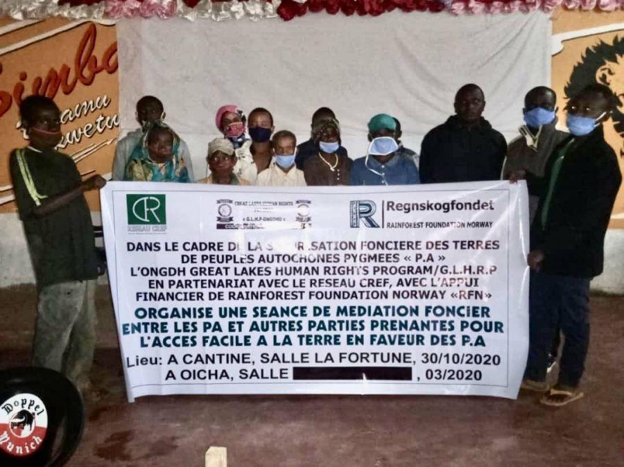 RDC-Nord-Kivu: Les peuples autochtones réclament la sécurisation foncière de leur terre