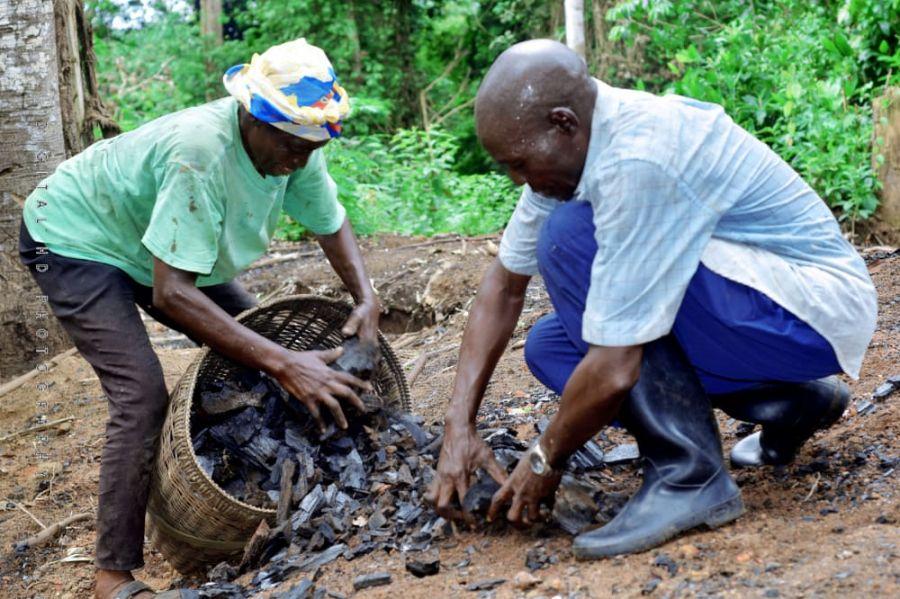 RDC-Tshopo : Adoption de la feuille de route sur la gouvernance de la filière du charbon de bois