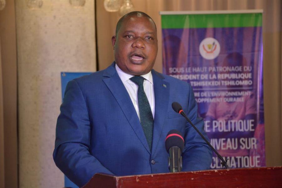 Environnement : La RDC réitère sa détermination en faveur du climat