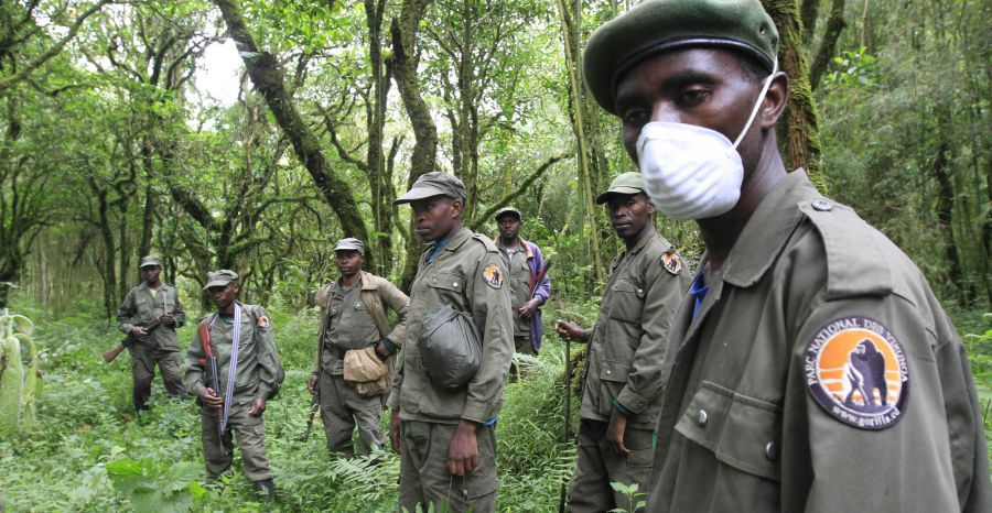 DRC-Virunga: An ecoguard killed on duty by a rebel group