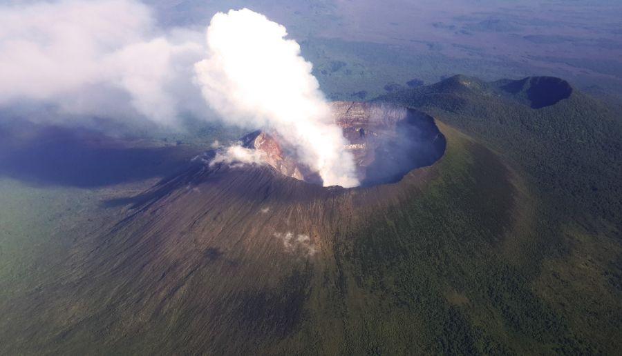 RDC/Goma : L'OVG dément les rumeurs sur une éventuelle éruption des volcans Nyiragongo et Nyamulagira
