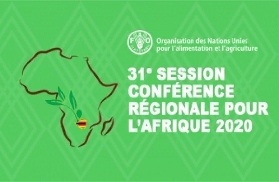 FAO- Conférence régionale pour l'Afrique : Impact de la COVID-19 sur la sécurité alimentaire et la nutrition