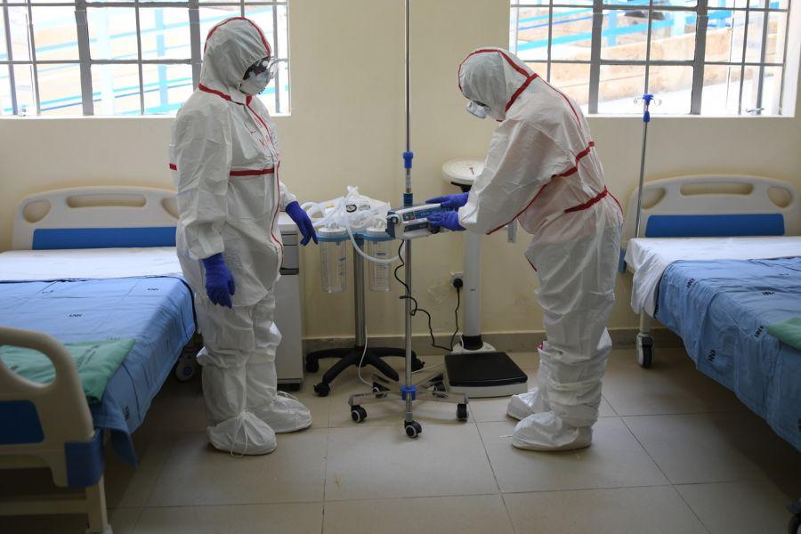 Covid-19 : Plus de 80% des personnes contaminées en Afrique ne tombent pas malades (OMS)