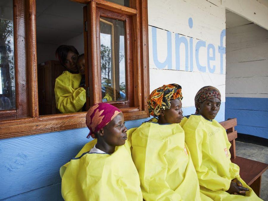 RDC : Les USA ajoute 15 millions de dollars à la riposte Ebola