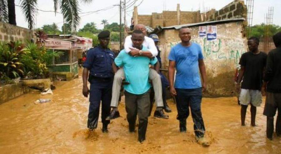 Catastrophes naturelles : Kinshasa, la ville qui toujours attend enterrer ses morts à l'arrivée des pluies