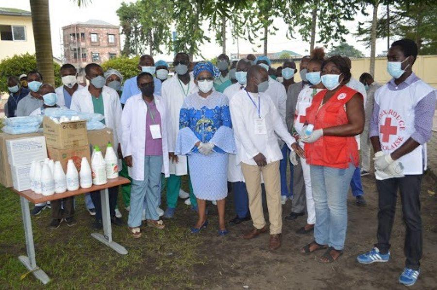 Bukavu : 4 agents de la santé aux arrêts pour détournement de la prime